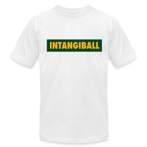 The INTANGIBALL T-Shirt - Men's T-Shirt by American Apparel