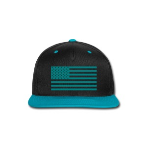 HIP FLAG CAP - Snap-back Baseball Cap