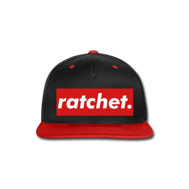 RATCHET CAP - Snap-back Baseball Cap