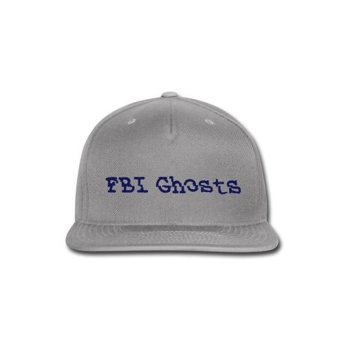 FBI CAP - Snap-back Baseball Cap