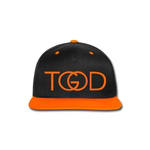 COOL ORANGE  - Snap-back Baseball Cap