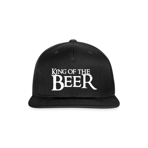 LORD OF BEER - Snap-back Baseball Cap