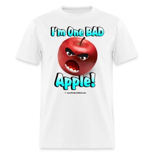 One Bad Apple (front) - Men's T-Shirt