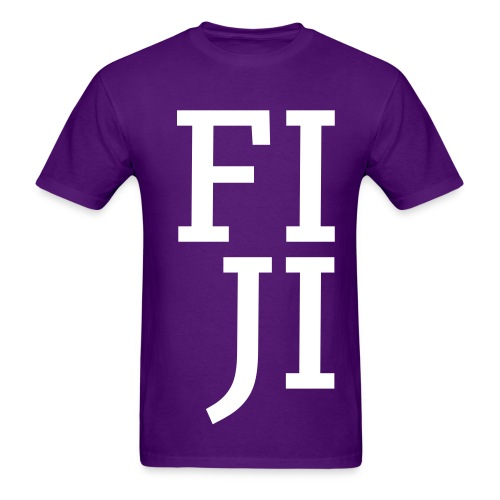 FIJI BOLD Tee - Men's T-Shirt