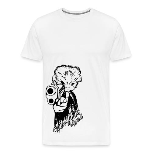 GANGSTER PUPPY - Men's Premium T-Shirt