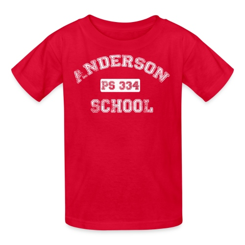 Anderson T-Shirt - Kids' T-Shirt