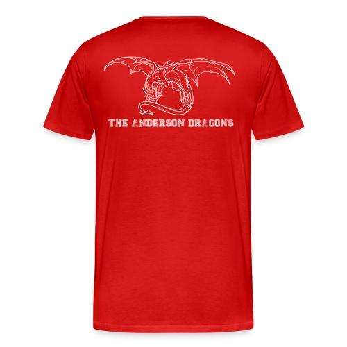 Anderson Dragons Premium T-Shirt - Men's Premium T-Shirt
