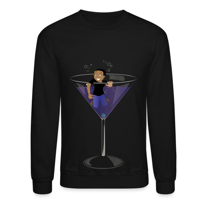Happy Hour Sweatshirt - Crewneck Sweatshirt