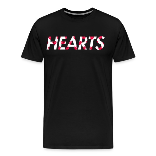 Hearts or nawh - Men's Premium T-Shirt