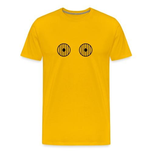 C3P0 Eyes - Men's Premium T-Shirt