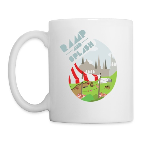 Ramp and Slash Mug - Coffee/Tea Mug