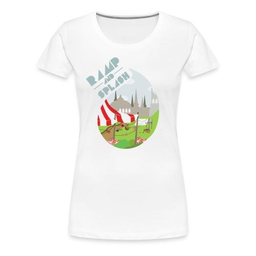 Ramp and Splash Women's T-Shirt - Women's Premium T-Shirt