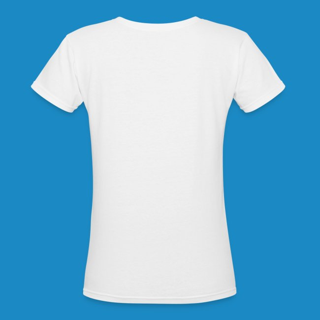 Real Delirious Womens V Neck