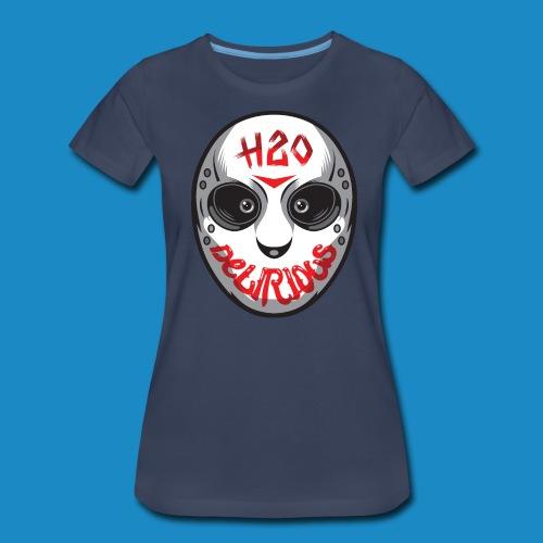 Delirious Mask Womens Premium - Women's Premium T-Shirt