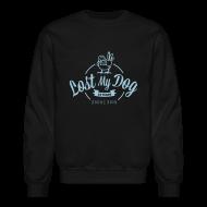 Long Sleeve Shirts ~ Crewneck Sweatshirt ~ Men's Sweater - Blue 10 Year Logo