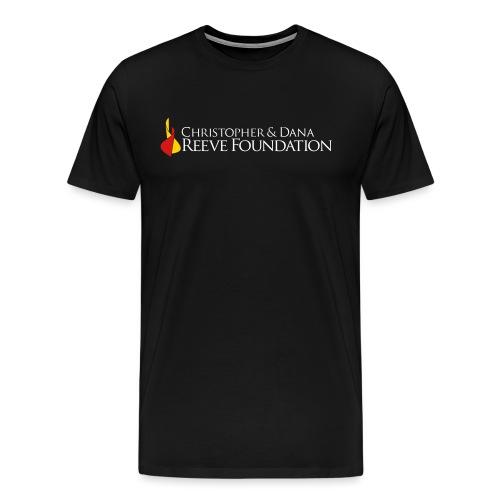 Christopher & Dana Reeve Foundation - Men's Premium T-Shirt