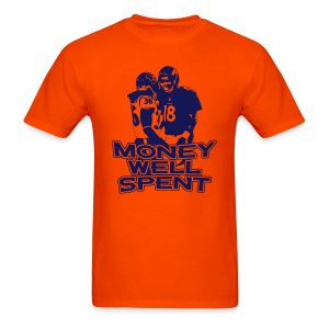 Money Well Spent - Mens T-shirt - Light Garment - Men's T-Shirt