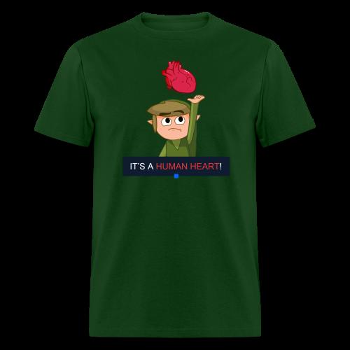 Human Heart (Guys) - Men's T-Shirt