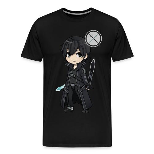 sword art online  - Men's Premium T-Shirt