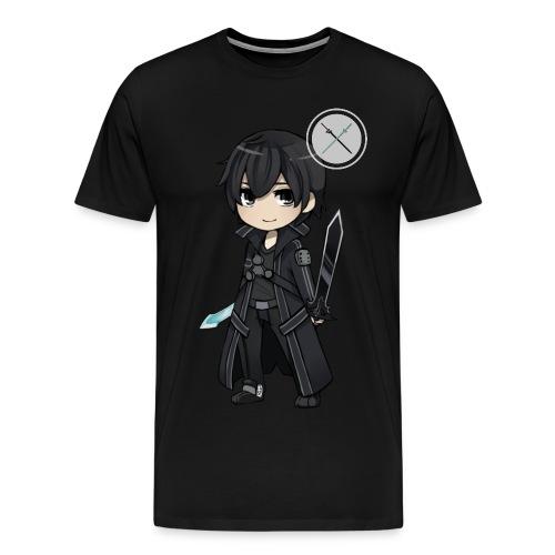 sword art online  - Men's Premium T-Shirt
