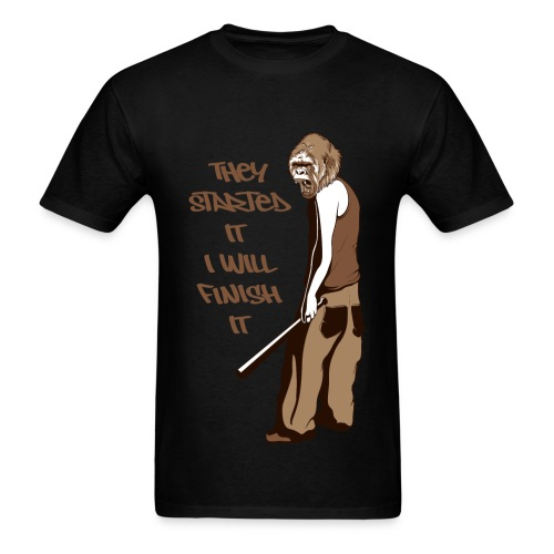 I WILL FINISH IT - Men's T-Shirt