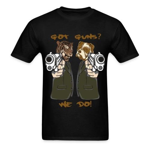 GOT GUNS? - Men's T-Shirt