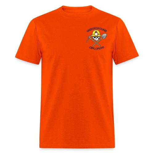 Underground Explorers Mine Team Shirt 2.0 - Men's T-Shirt