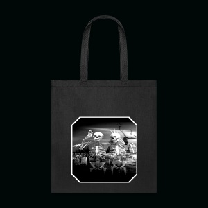 Skeleton Selfie - Tote Bag
