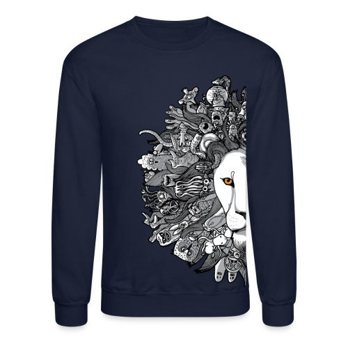 Lion - Crewneck Sweatshirt