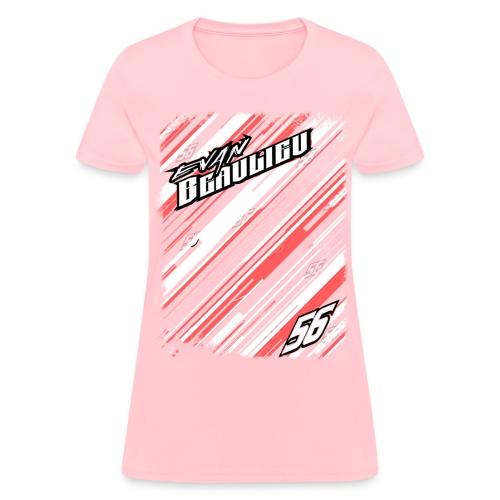 EB56 Breast Cancer Awarness Shirt 2 - Womens - Women's T-Shirt