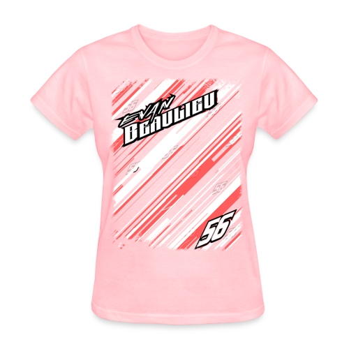 EB56 Breast Cancer Awarness Shirt 2 - Womens - Women's T-Shirt