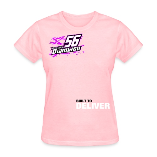 EB56 Built To Deliver Shirt 1 - Womens - Women's T-Shirt
