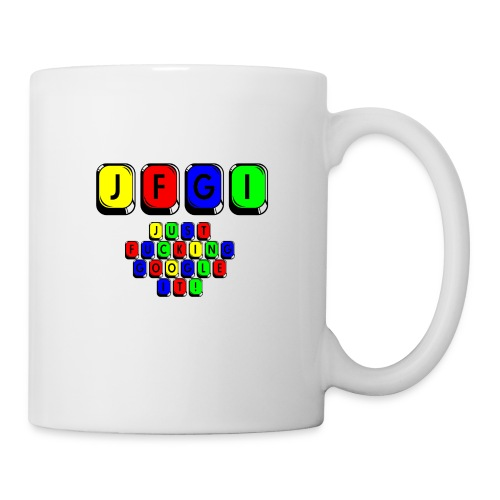 JFGI  - Coffee/Tea Mug