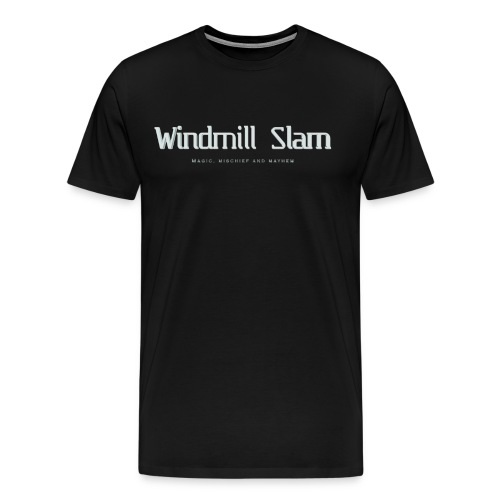 Men's Motto T-Shirt - Men's Premium T-Shirt