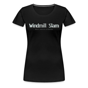 Women's Motto T-Shirt - Women's Premium T-Shirt