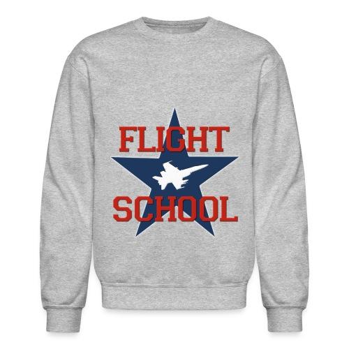 FLIGHT SCHOOL - Crewneck Sweatshirt