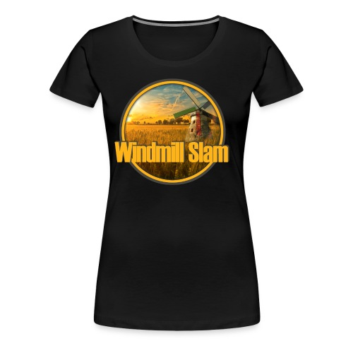 Women's Logo T-Shirt - Women's Premium T-Shirt
