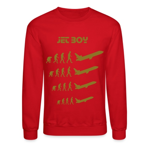 EVOLUTION - Crewneck Sweatshirt