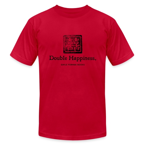 Double Happiness Men's Light T-Shirt - Men's Fine Jersey T-Shirt