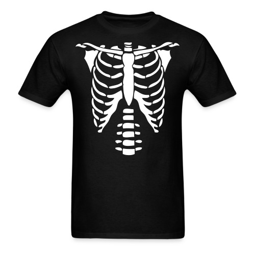 Skeleton T-shirt - Men's T-Shirt