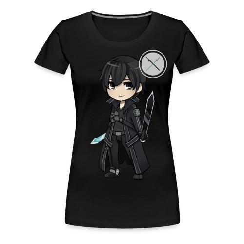 sao t-shirt female - Women's Premium T-Shirt