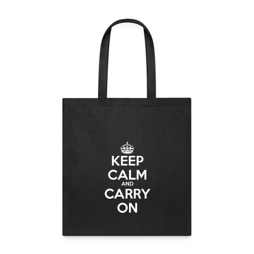 Tote bag - Keep Calm - Tote Bag