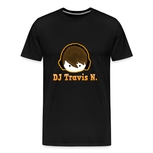 DJ Travis N. Standard Mens Shirt - Men's Premium T-Shirt