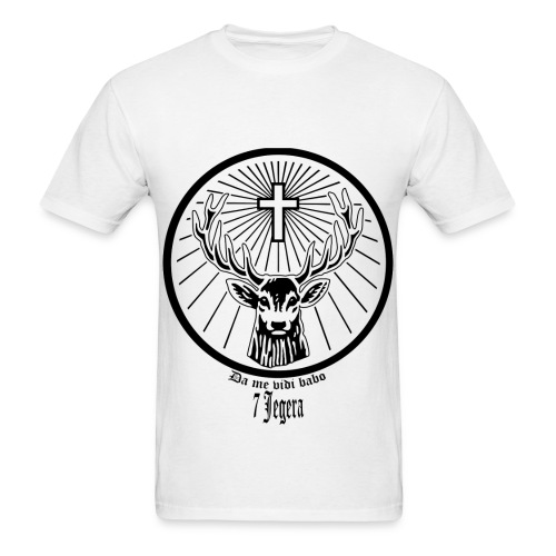 Da me vidi babo - Men's T-Shirt