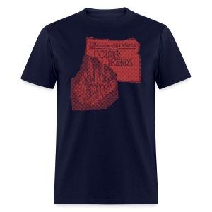 Messenger 841 NYC Courier Legend Tee - Men's T-Shirt