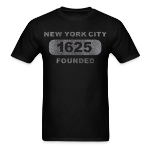 Kurt Boone Authentic New York 1625 Tee - Men's T-Shirt