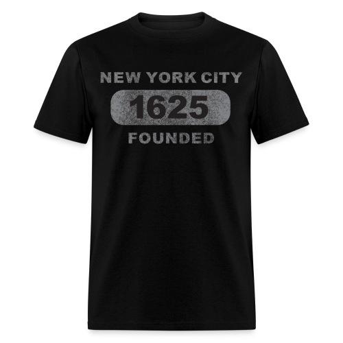 Kurt Boone Authentic New York 1625 Tee - Men's T-Shirt