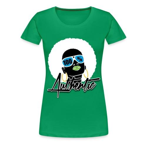 100% Authentic Women's Premium T-Shirt - Women's Premium T-Shirt