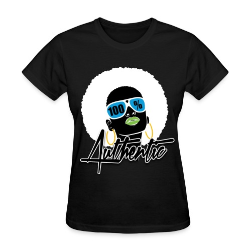 100% Authentic Women's T-Shirt - Women's T-Shirt