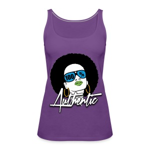 Authentic Women's Pre,mium Tank Top - Women's Premium Tank Top